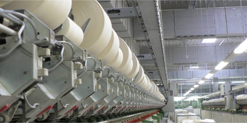 Odoo implementation for woven fabrics and sacks manufacturer