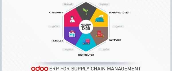 What is Erp in Supply Chain Management | Top 5 Functions of ERP in Supply Chain Management | Leading Logistics and Supply Chain Management Software | Odoo ERP SCM | Bassam Infotech Official Odoo Partner
