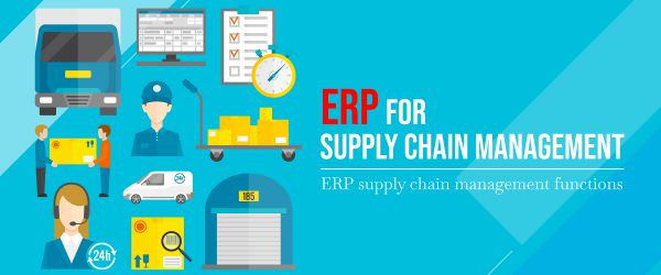 Top 5 Functions of ERP in Supply Chain Management | Leading Logistics and Supply Chain Management Software | Odoo ERP SCM | Bassam Infotech Official Odoo Partner