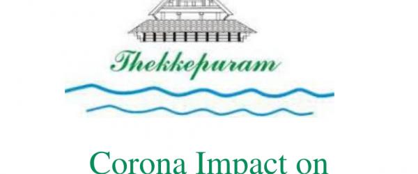 Corona - Covid 19 Impact on thekkepuram community Kozhikode