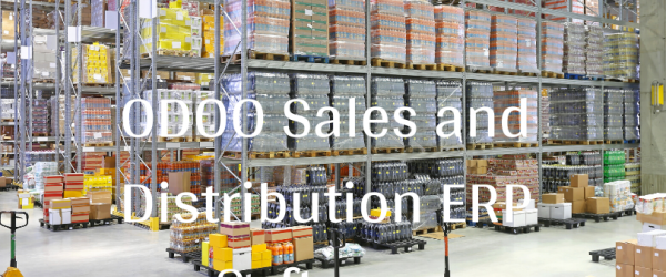 Best ODOO Sales and Distribution ERP software