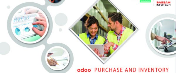 ERP Purchase Module | Odoo Purchase Management Software | ODOO Purchase and Inventory Management Module