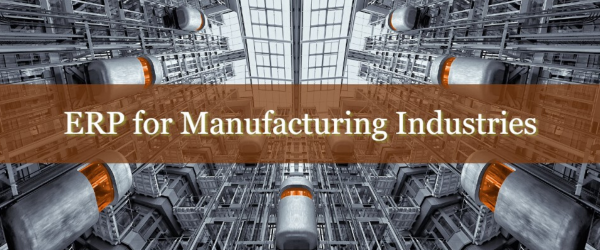 ODOO Manufacturing ERP Software
