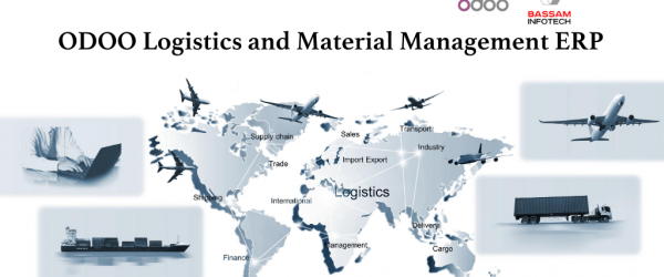 ODOO Logistics and Material Management ERP