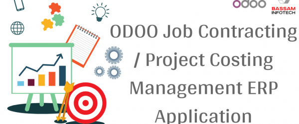 ODOO Job Contracting / Project Costing Management ERP Application