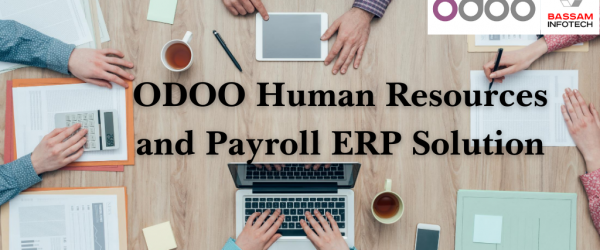 ODOO Human Resources and Payroll ERP Solution
