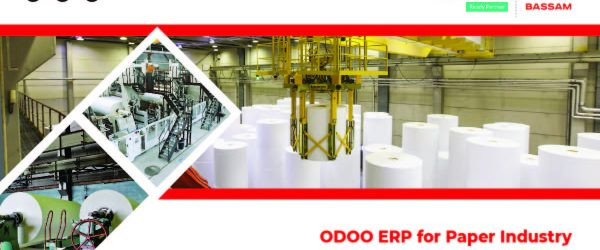odoo ERP for Paper Industry
