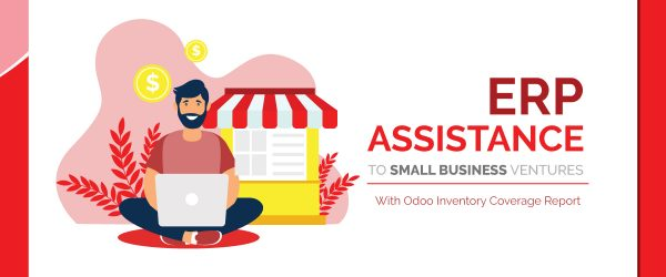 ERP assistance to Small Business with Odoo Inventory Coverage Report | Odoo inventory | Odoo inventory management | Warehouse Management