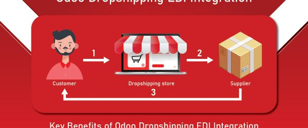 What is Dropshipping? | What is EDI? | What is Odoo Drop-shipping EDI integration | Key Benefits of Odoo Drop-shipping EDI Integration | Odoo Partner