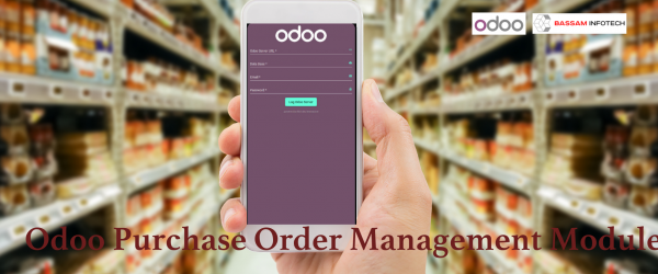 Odoo Purchase Order Management Module | ERP for Purchase Management