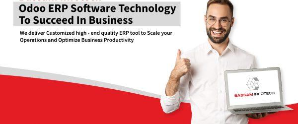Bassam Infotech Odoo ERP Software Technology to Succeed in Business | Best business management software | erp new