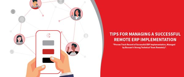 Seven Tips for managing a successful remote ERP implementation | Remote ERP Implementation Strategies | Remote desktop software | Odoo Partner