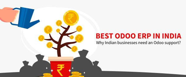 Why Indian businesses need an Odoo Support? | Bassam Infotech the official Odoo Partner | Why Choose Odoo ERP from India