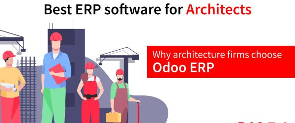 Role of an Odoo ERP in the Architecture Industry | Odoo the Best ERP for Architects | Why do Architecture Firms choose Odoo ERP | odoo architecture